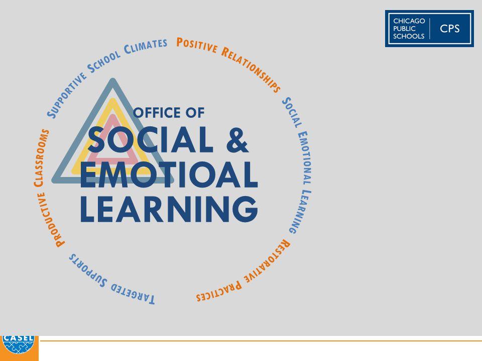 SOCIAL & EMOTIOAL LEARNING