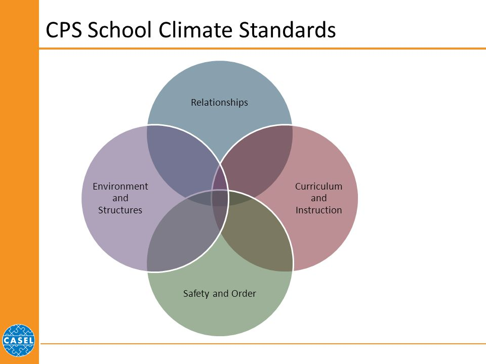 CPS School Climate Standards