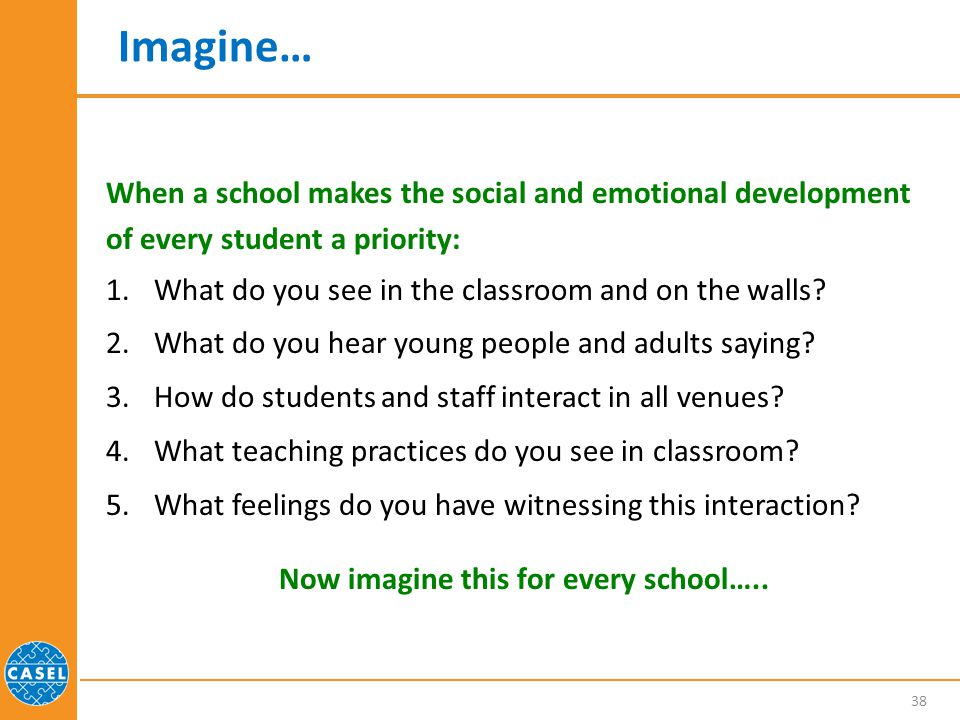 Now imagine this for every school…..