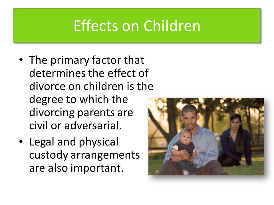 Effects on Children
