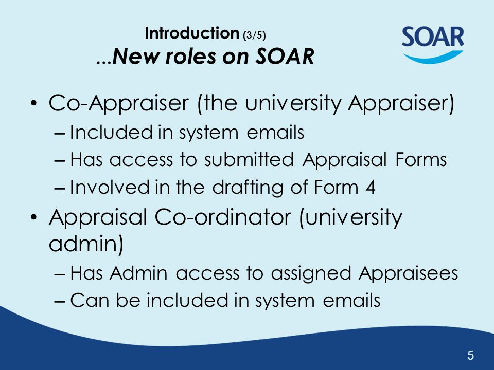 Introduction (3/5) …New roles on SOAR