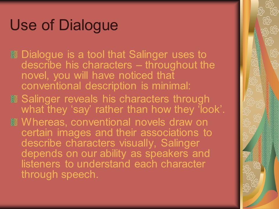 Use of Dialogue