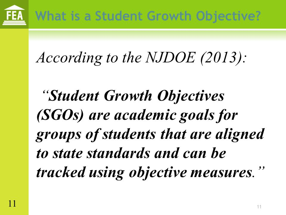 According to the NJDOE (2013):