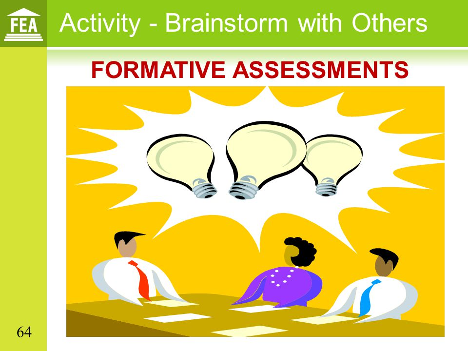 Activity - Brainstorm with Others