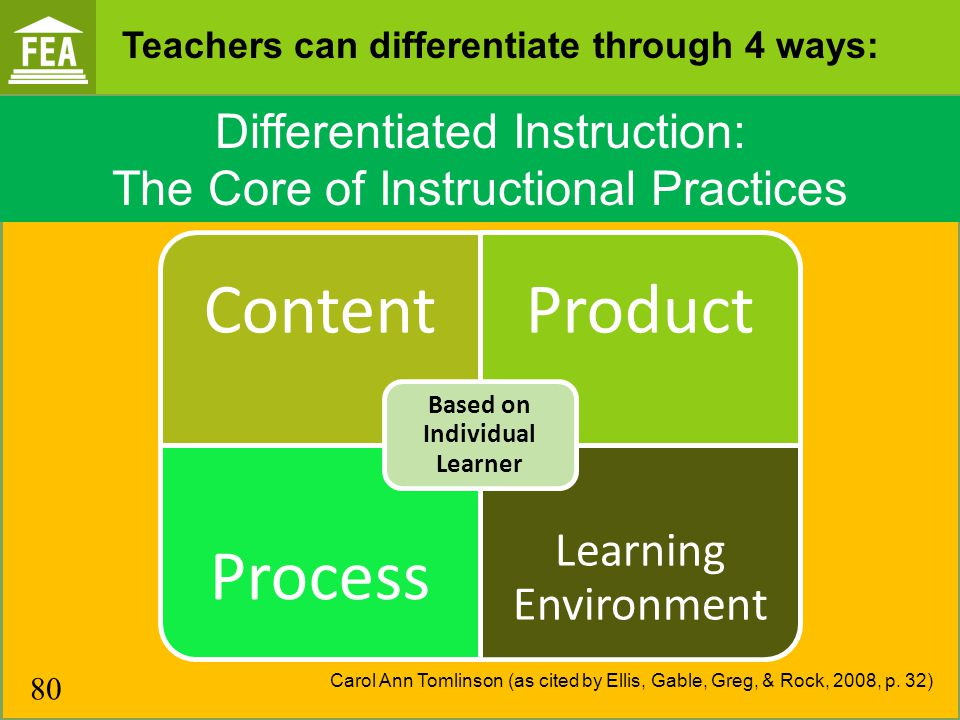 Based on Individual Learner
