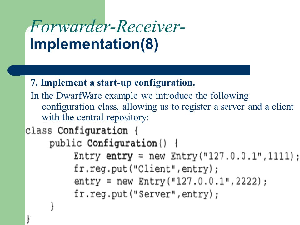 Forwarder-Receiver- Implementation(8)