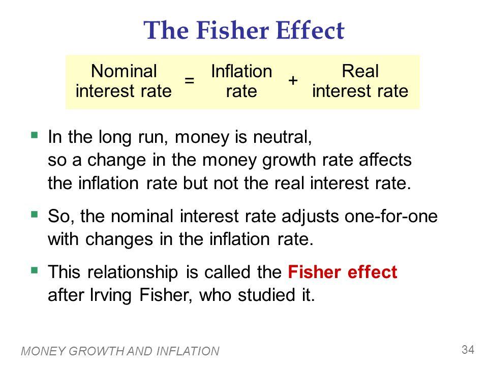 U.S. Nominal Interest & Inflation Rates, 1960-2007