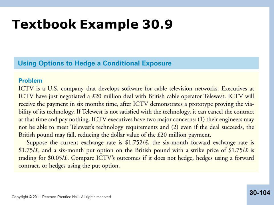 Textbook Example 30.9