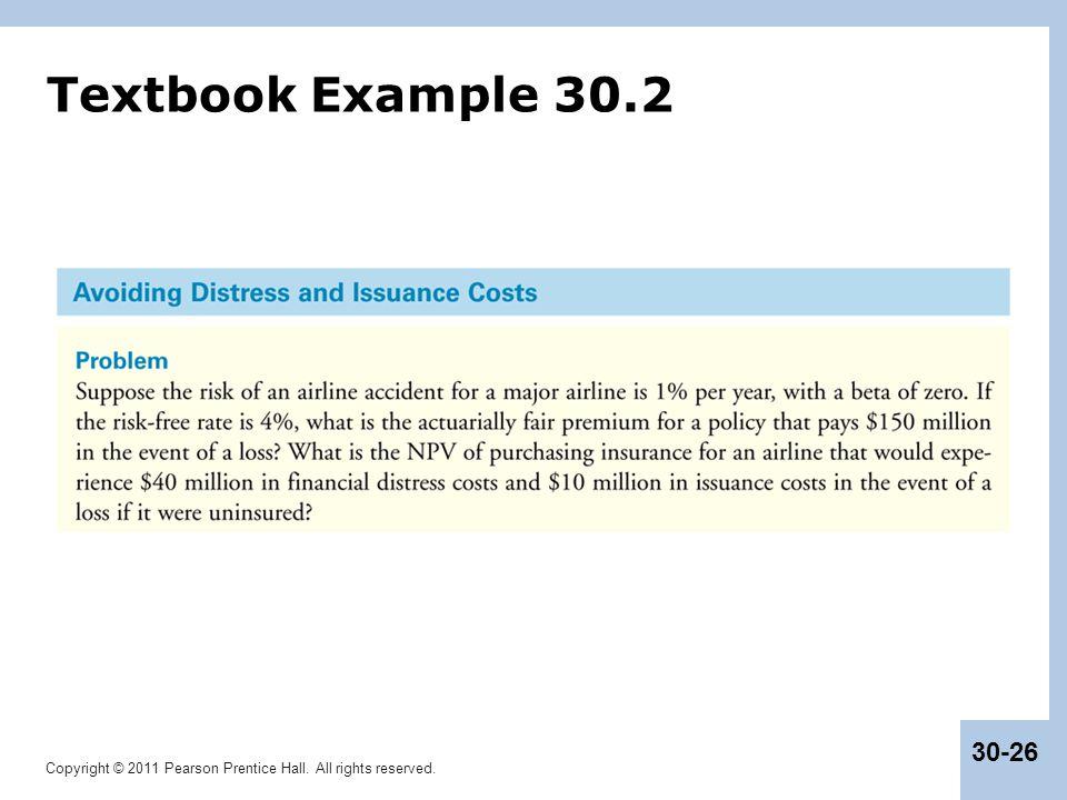 Textbook Example 30.2