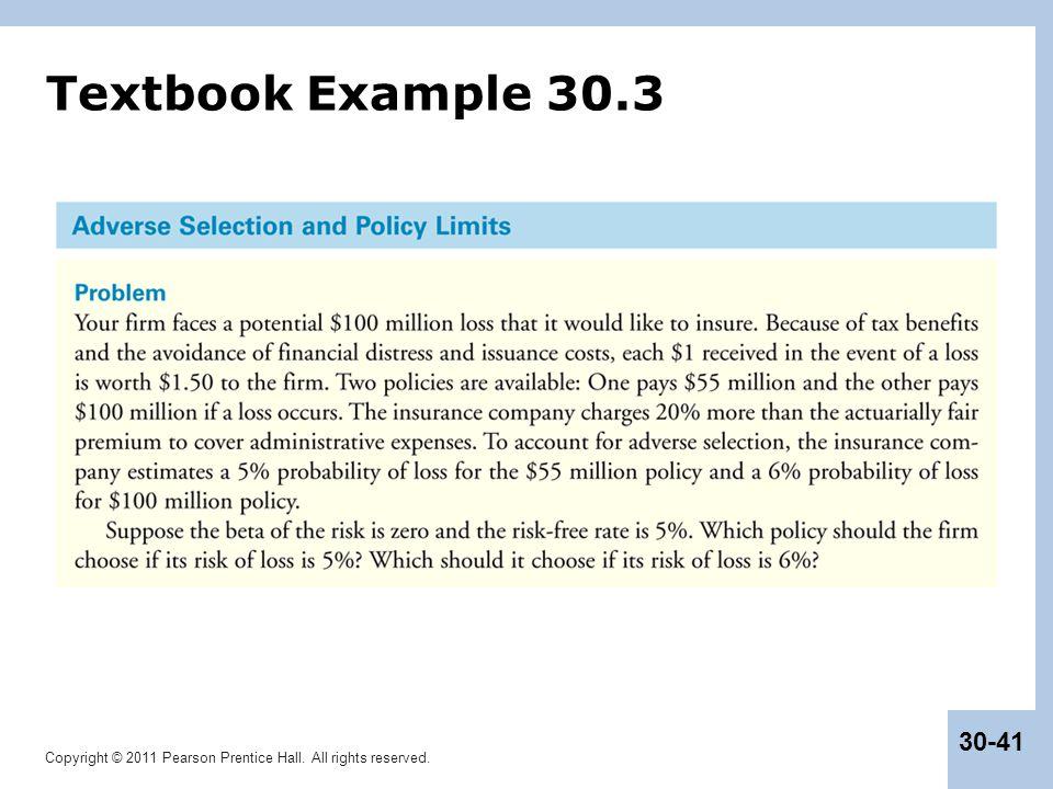Textbook Example 30.3