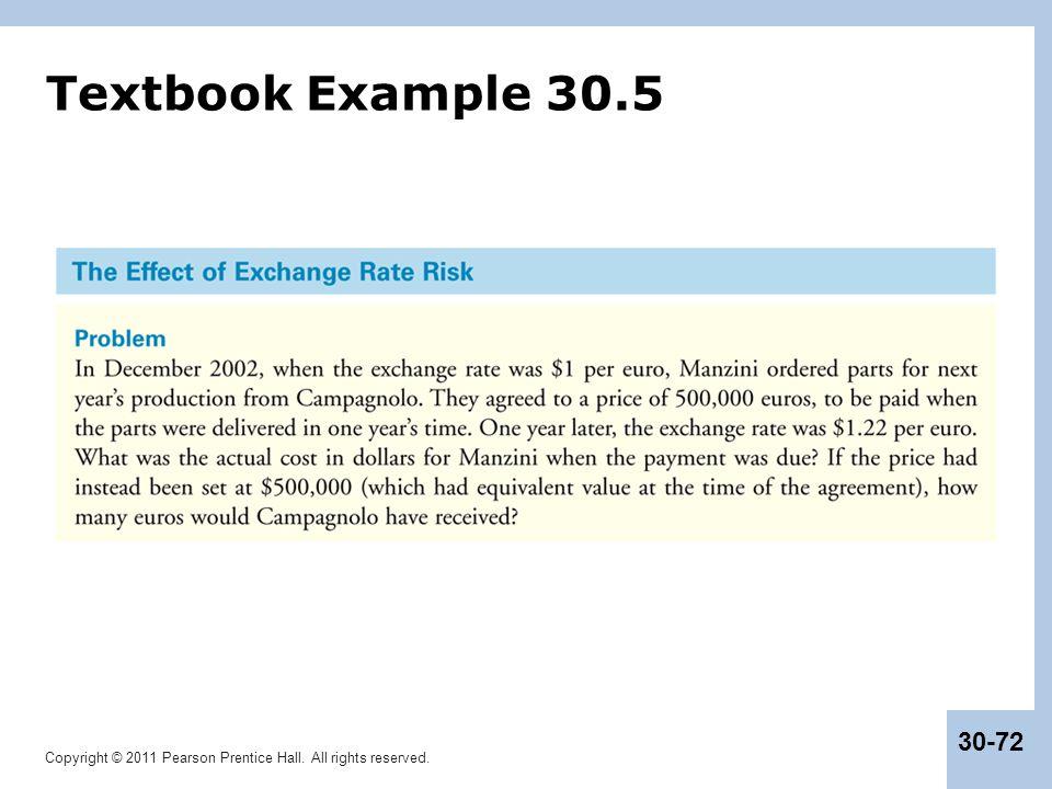 Textbook Example 30.5