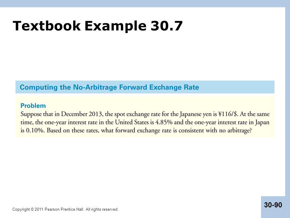 Textbook Example 30.7