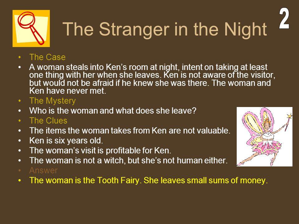 The Stranger in the Night