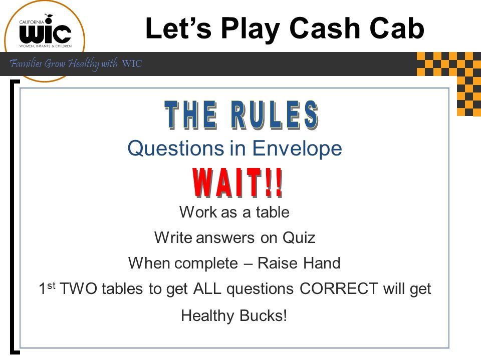 Let's Play Cash Cab THE RULES WAIT!! Questions in Envelope