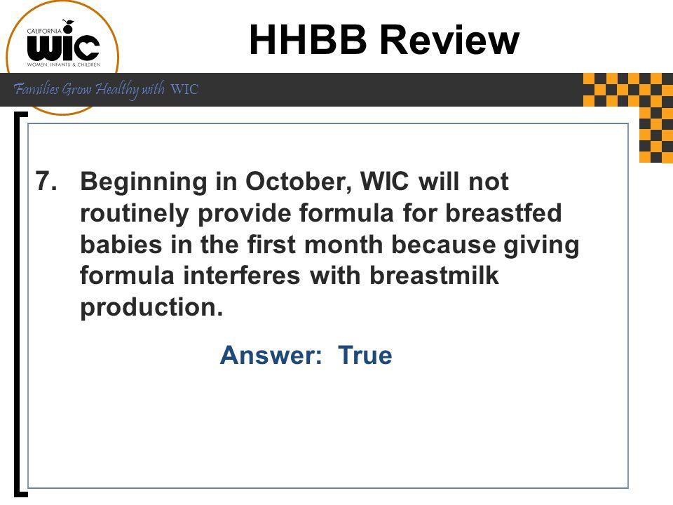 HHBB Review