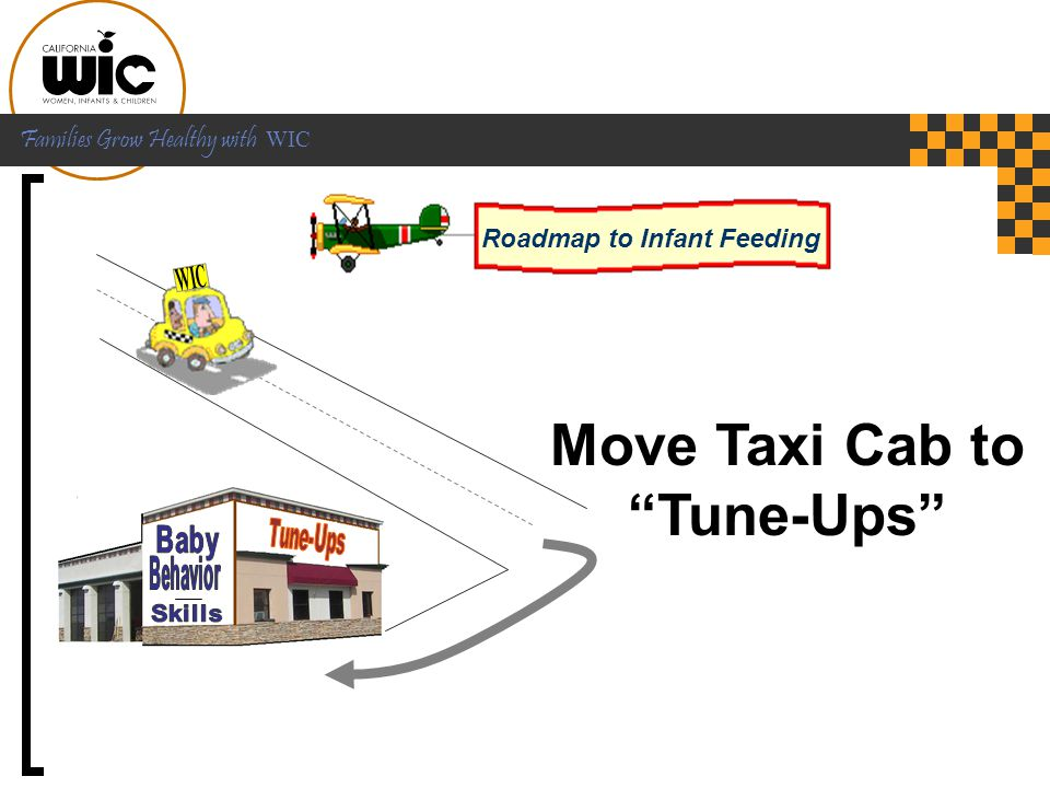 Move Taxi Cab to Tune-Ups