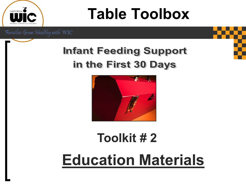 Infant Feeding Support