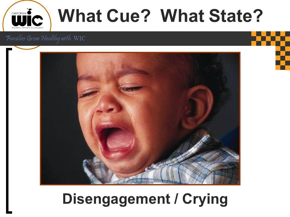 Disengagement / Crying