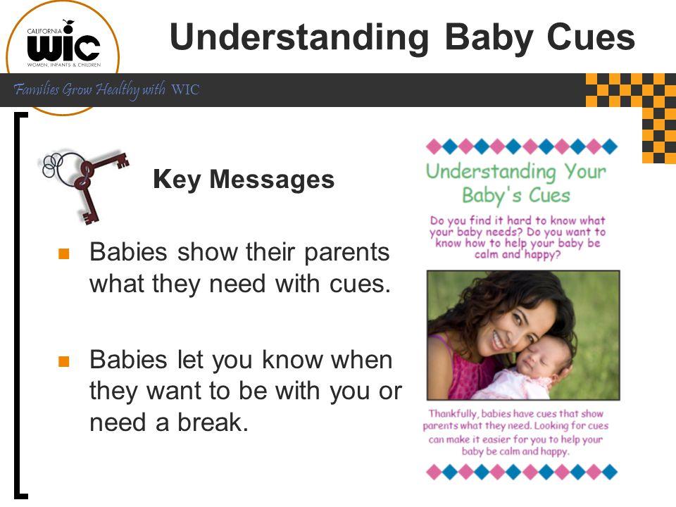 Understanding Baby Cues