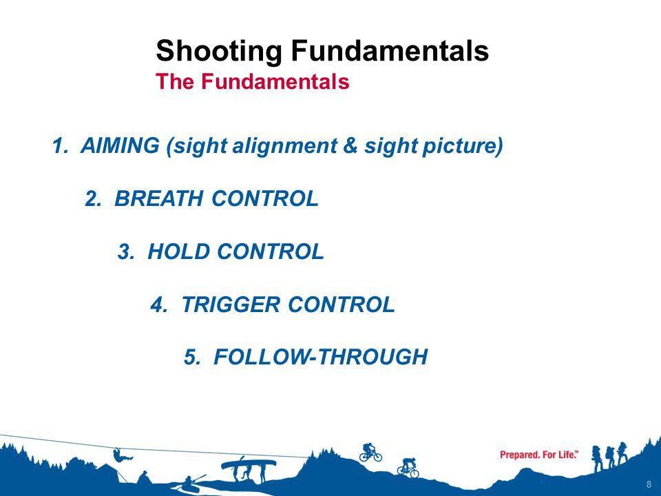 Shooting Fundamentals The Fundamentals