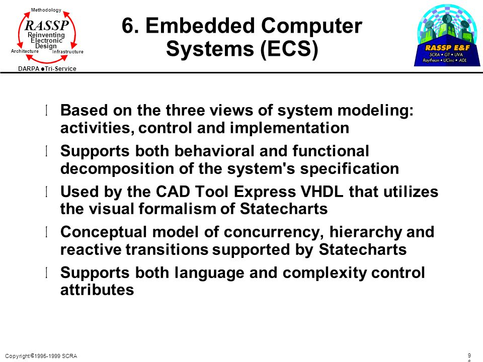 6. Embedded Computer Systems (ECS)