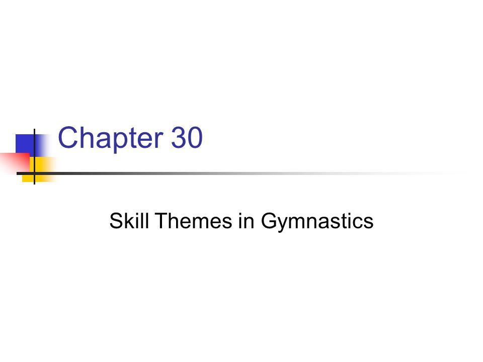 Skill Themes in Gymnastics