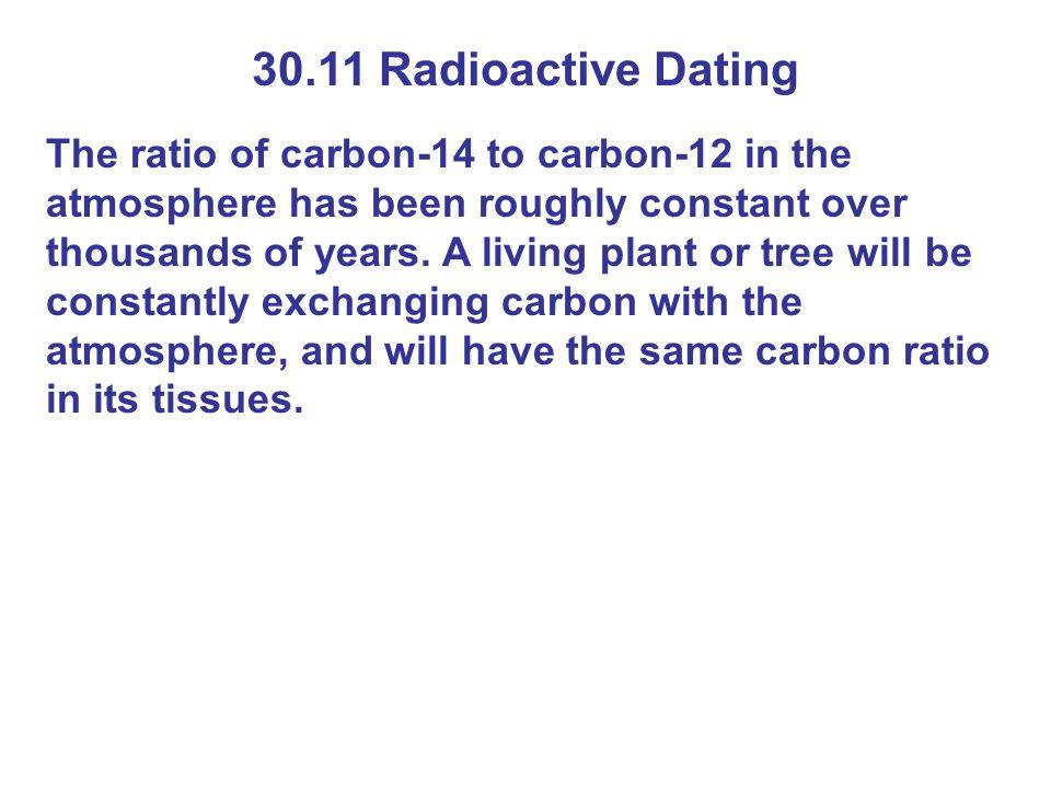 30.11 Radioactive Dating