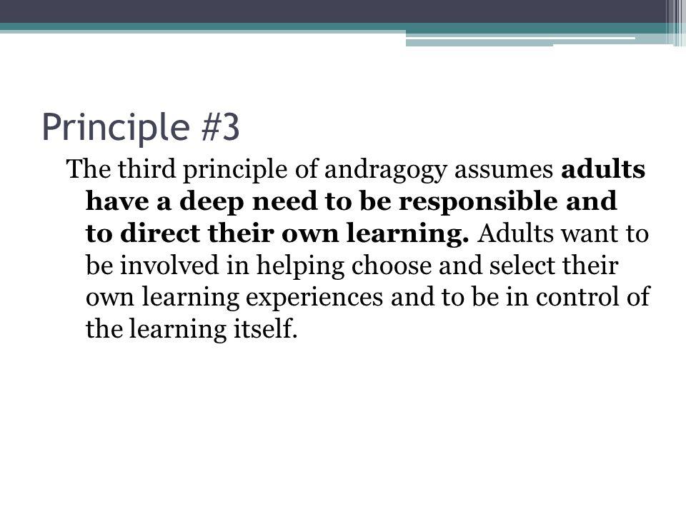 Principle #3