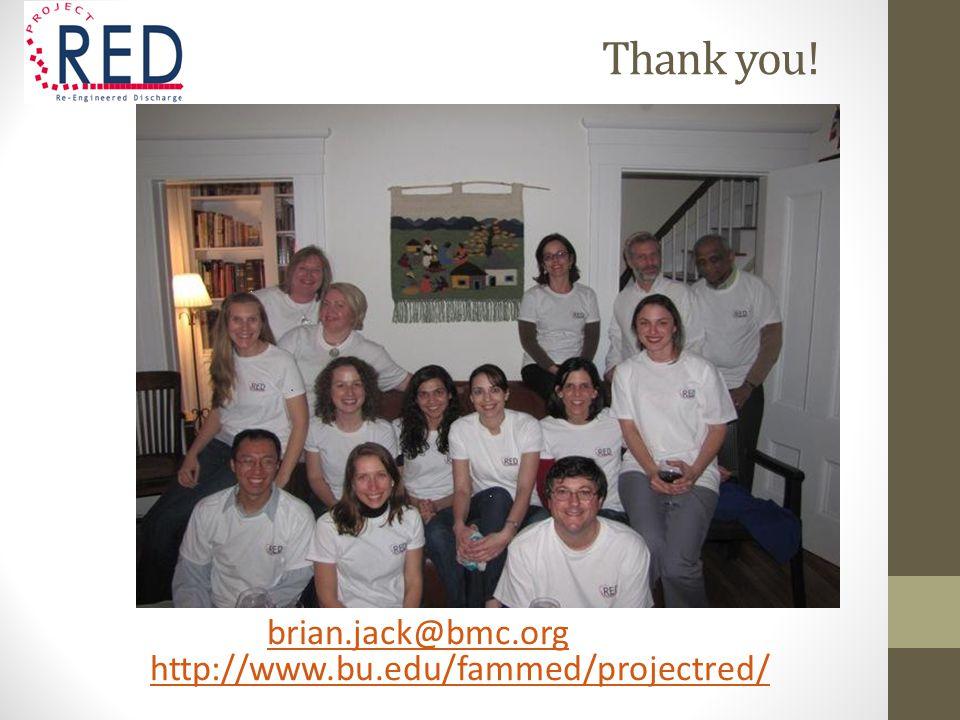 brian.jack@bmc.org http://www.bu.edu/fammed/projectred/