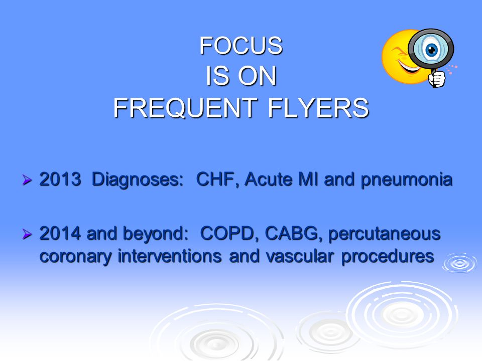 FOCUS IS ON FREQUENT FLYERS