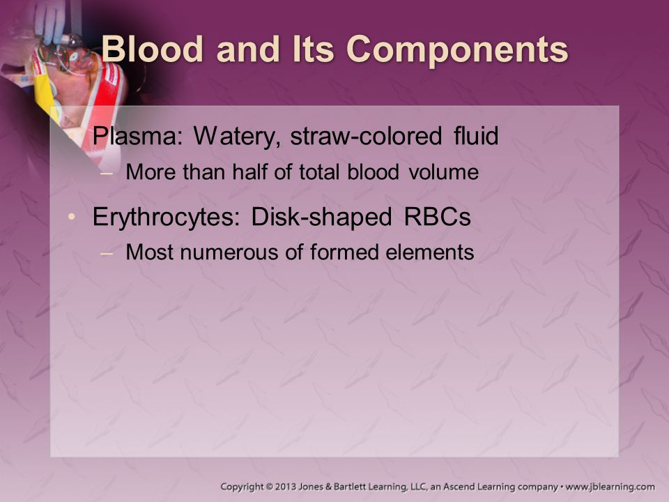 Blood and Its Components