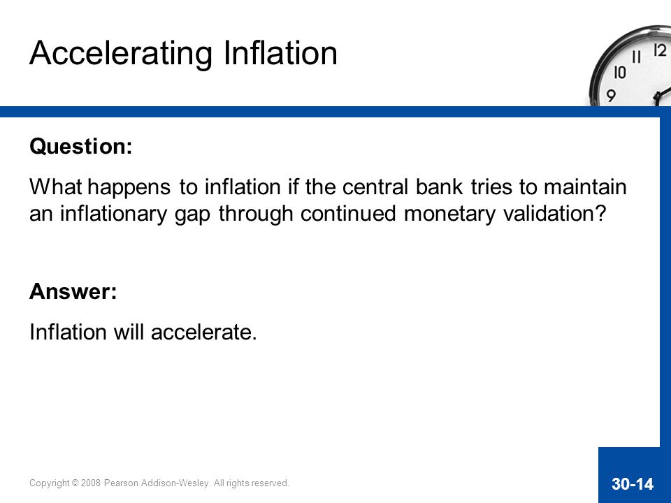 Accelerating Inflation