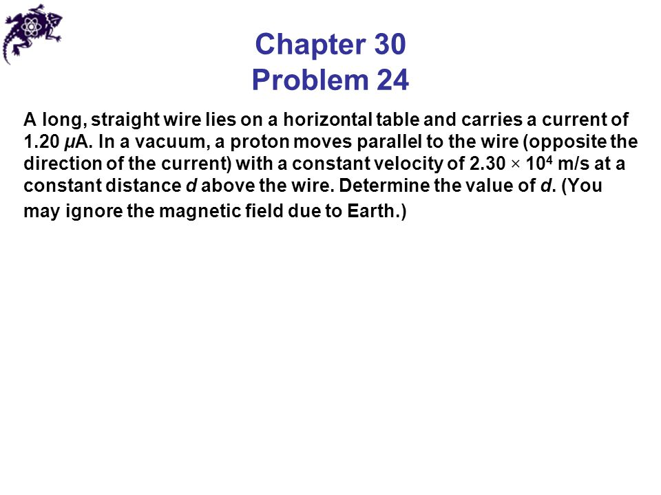 Chapter 30 Problem 24