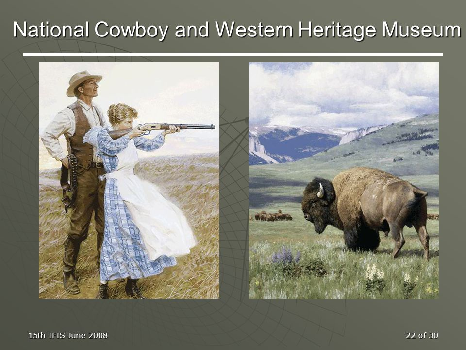National Cowboy and Western Heritage Museum