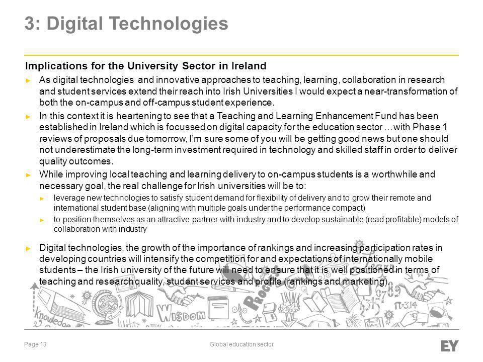 3: Digital Technologies