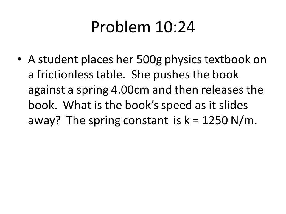 Problem 10:24