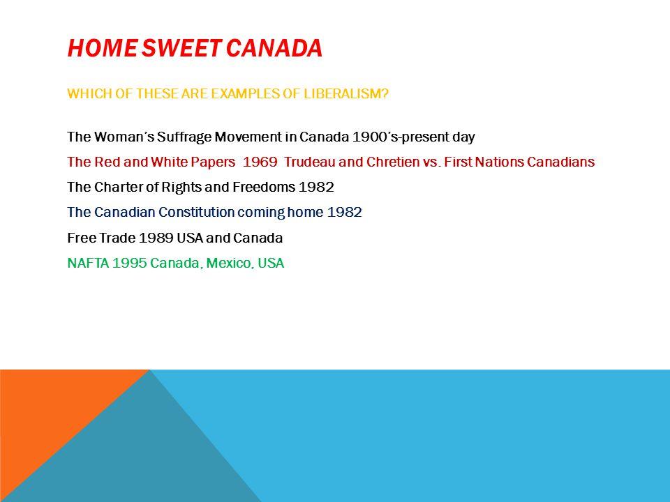 Home Sweet Canada