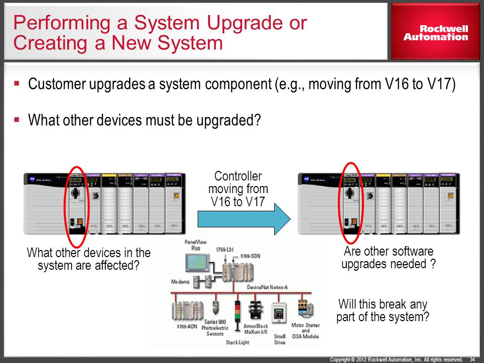 Performing a System Upgrade or Creating a New System