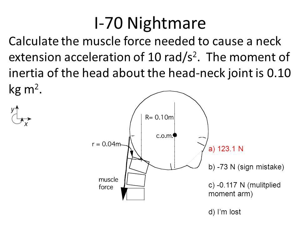 I-70 Nightmare