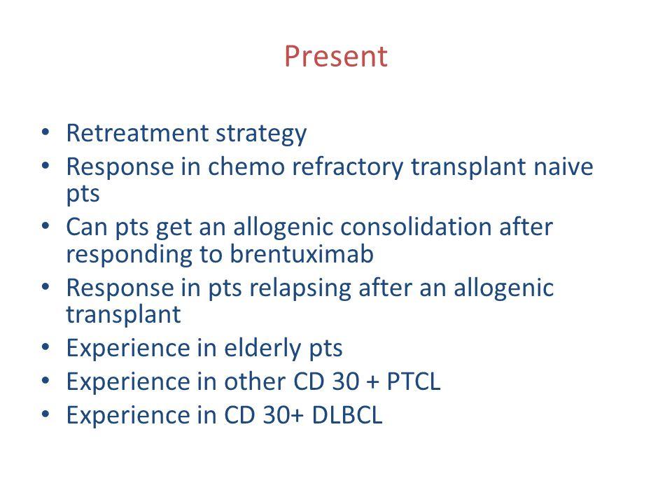 Present Retreatment strategy