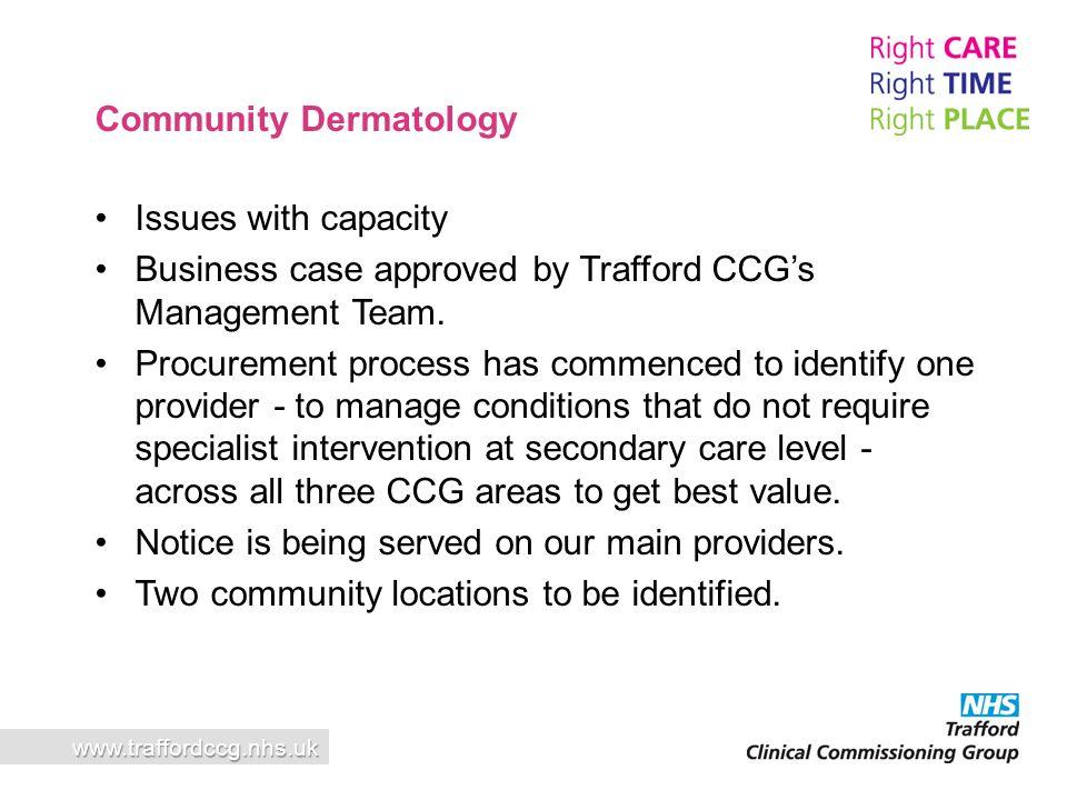 Community Dermatology