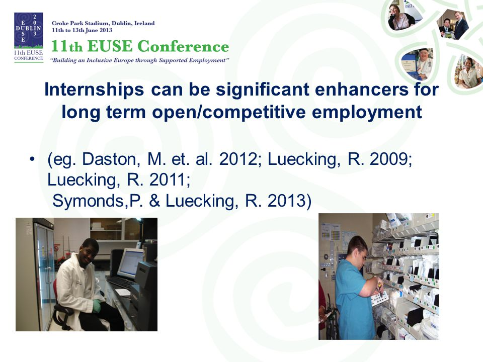 Internships can be significant enhancers for long term open/competitive employment