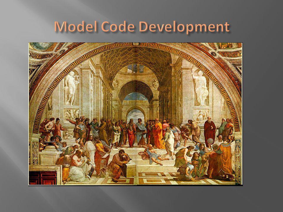Model Code Development