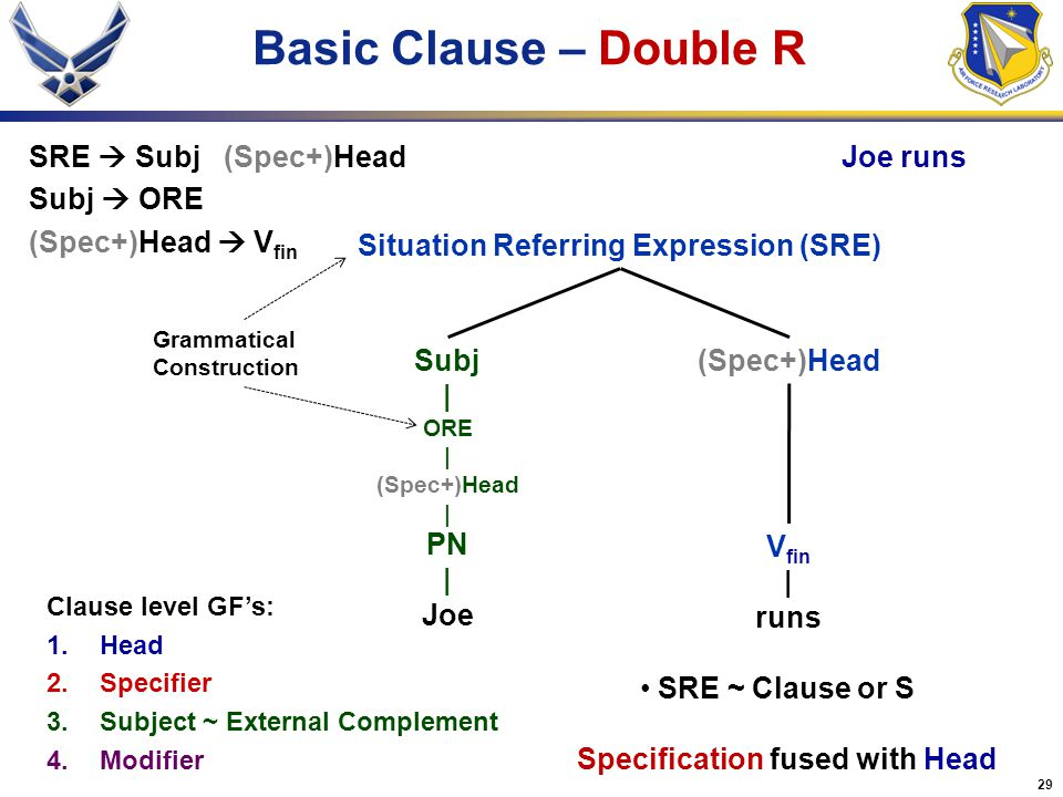 Situation Referring Expression (SRE)