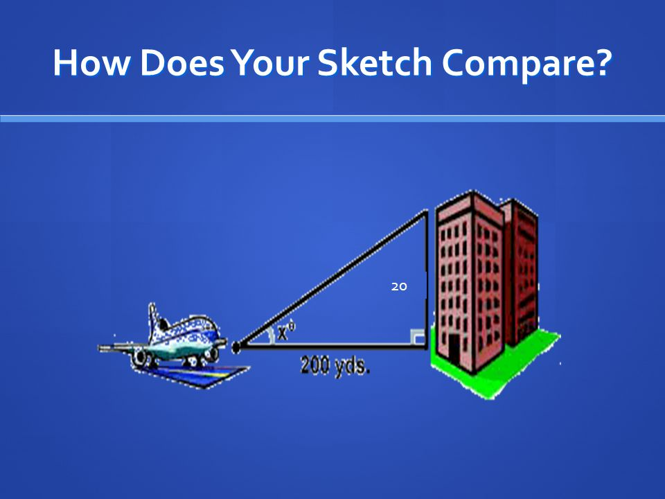 How Does Your Sketch Compare