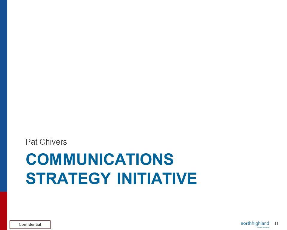 Communications Strategy initiative