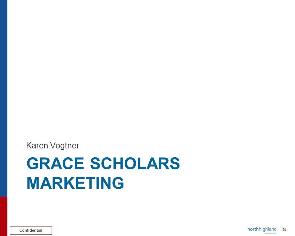 GRACE scholars marketing