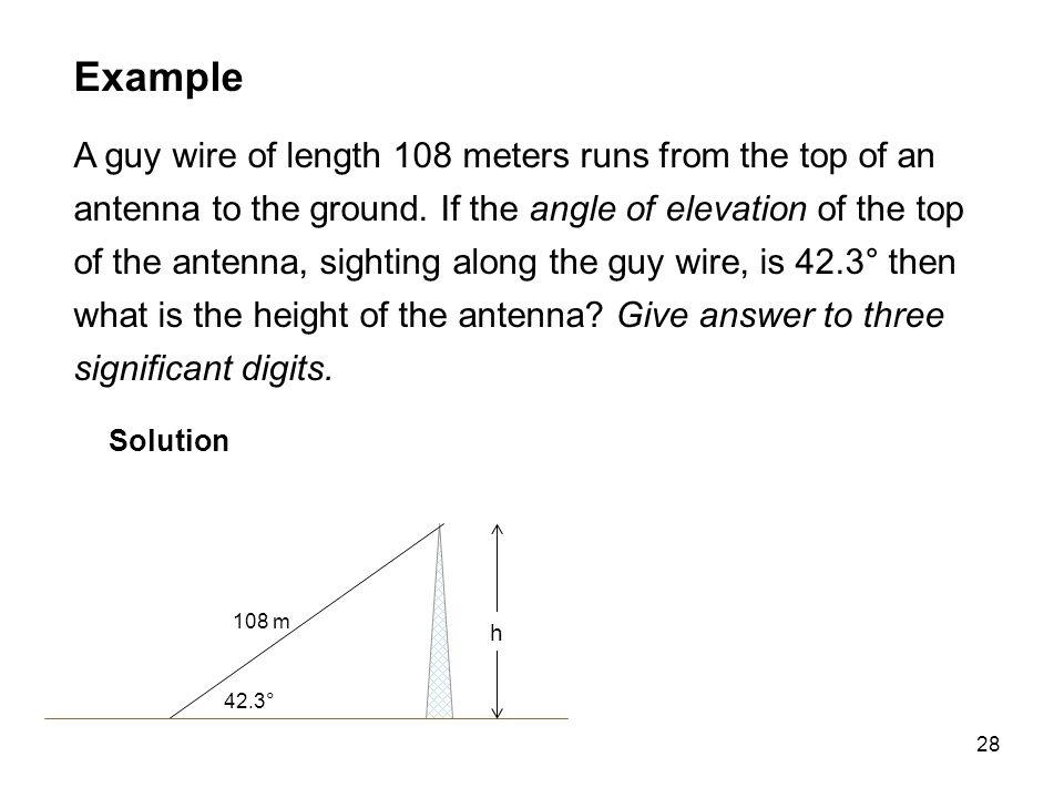 MAT 105 SP09 Example.
