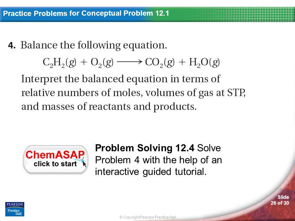 for Conceptual Problem 12.1