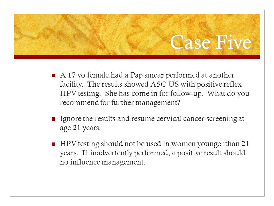 Case Five